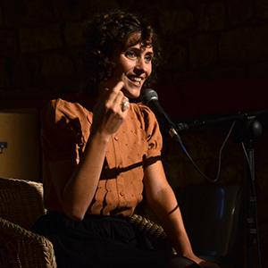 imatge de Nina da Lua i Helena Miquel > El bes a Klimt