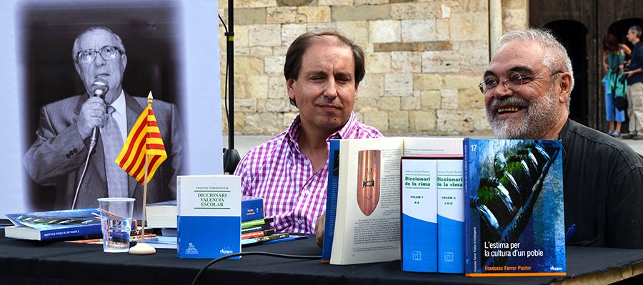 imatge de  Francesc Ferrer Escrivà i Rafael Arnal > L'estima per la cultura d'un poble, de Francesc Ferrer Pastor