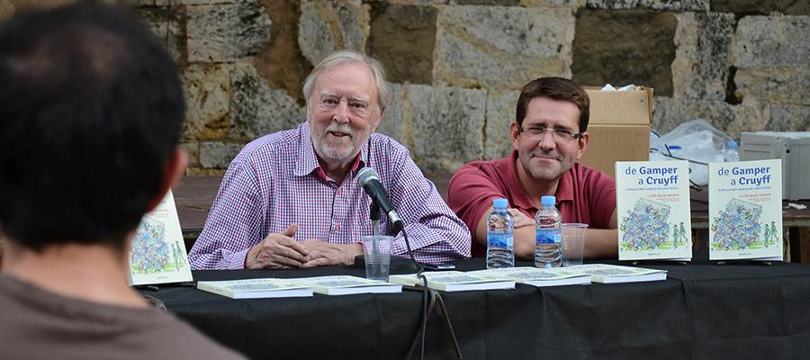 imatge de  Lluís Solà y Josep Maria Vall > De Gamper a Cruyff: el Barça d'ahir explicat als culers d'avui
