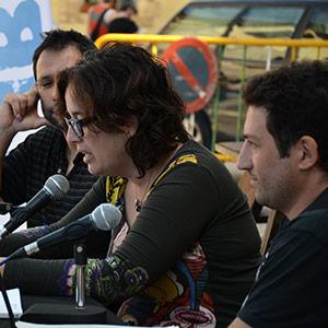 imatge de Jon López de Viñaspre, Cristina Montiel y Josep Borrell > El clan de los Benasperri + L'increïble home bala (i altres relats filosòfics)