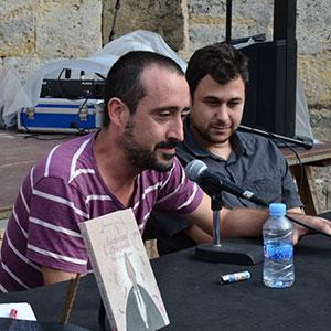 imatge de Adrià Pujol, Xavier Cortadellas and Ramon Mas >  2 x 1 (Escafarlata d'Empordà + Alteracions)