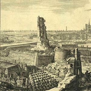 imatge de Eulàlia Ara > Barcelona attacked by the French