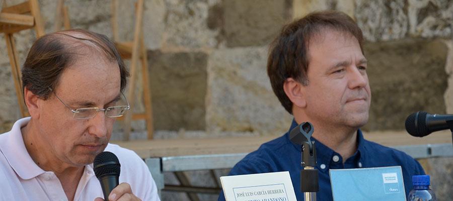 imatge de  José Luis García Herrera i Francesc Ferrer > El lento abandono de la luz en la sombra