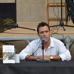 imatge de Amadeu Alemany y Jordi Solé Camardons > La columna dels esguerrats