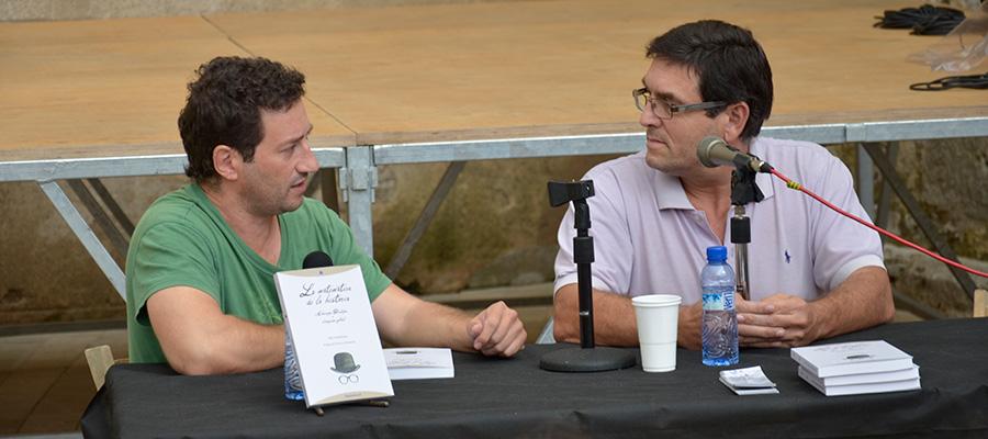 imatge de  Juli Gutiérrez i Jon López de Viñaspre > La matemàtica de la història d'Alexandre Deulofeu