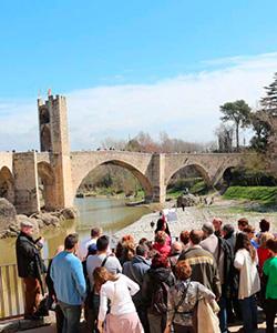 imatge de Coneix la història de Besalú!  (diumenge)
