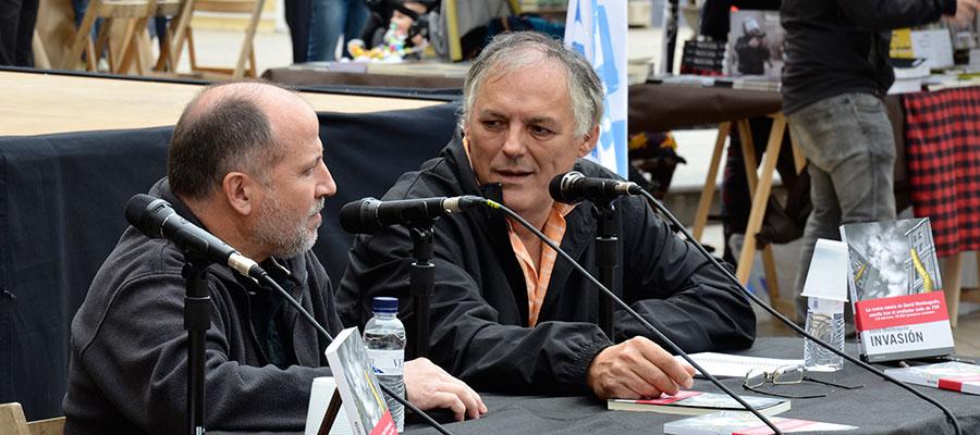 imatge de  David Monteagudo i Paco Robles > Invasión