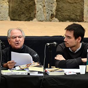 imatge de Agustín Guillamón i Jordi Rubió > Sobre la Guerra Civil: la gana i la violència a Barcelona i l'èxode català pels Pirineus