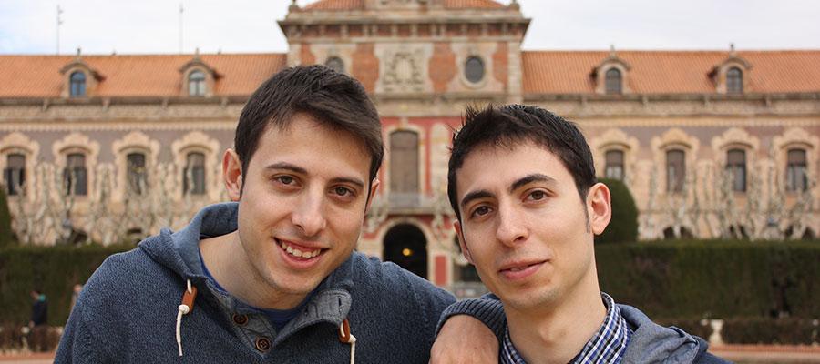 imatge de  Oriol and Guifré Jordan > Zugzwang: a diary of the Catalan process
