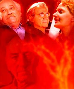 imatge de Sam Abrams, Manuel García Morante and Eulàlia Ara >
