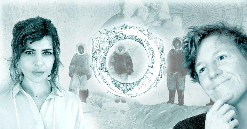 imatge de  Alicia Kopf & Eugènia Broggi > Germà de gel