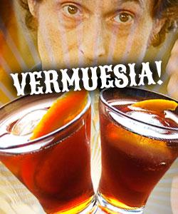 imatge de Anna Gual, Tomàs Arias y Ester Suñé > Vermuesía!