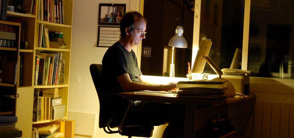 imatge de  Jaume Benavente > Escritura y viaje