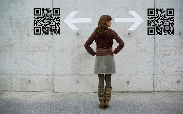 """imatge de  """"Gimcana"""" QR"""