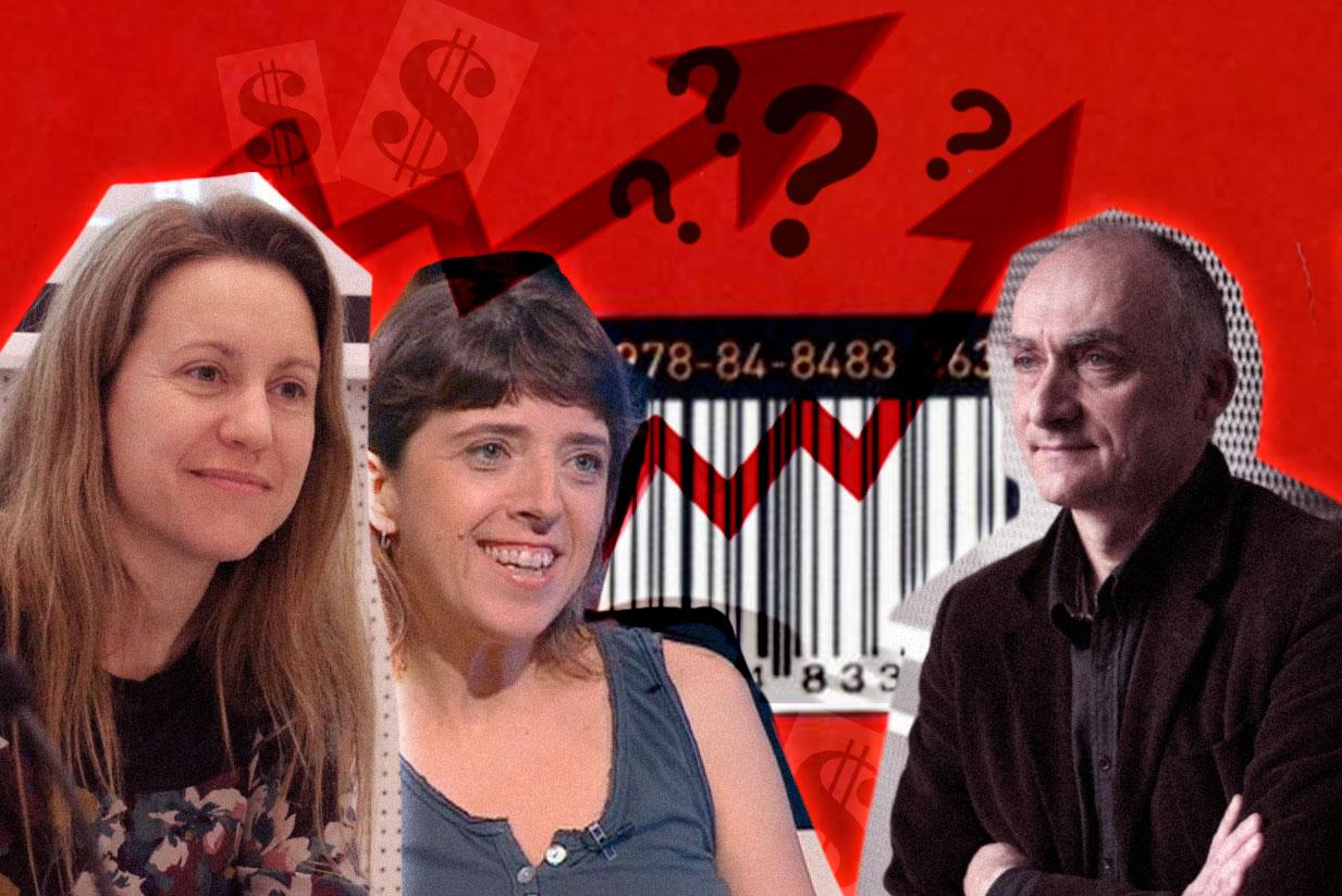 imatge de  Josep Maria Esquirol, Laia Altarriba i Alba Sotorra > Què produeix realment la cultura avui en dia?