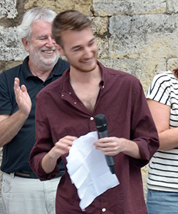 imatge de <i>Proclamación del ganador/a del Premio Francesc Garriga de Poesía 2017</i>