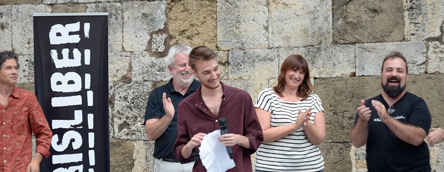 imatge de  Premio Francesc Garriga de Poesía 2017