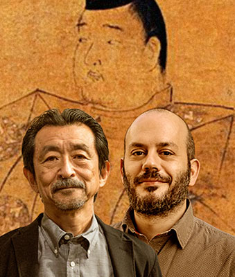 imatge de Ko Tazawa & Jordi Mas > In conversation with translators of... Japanese literature