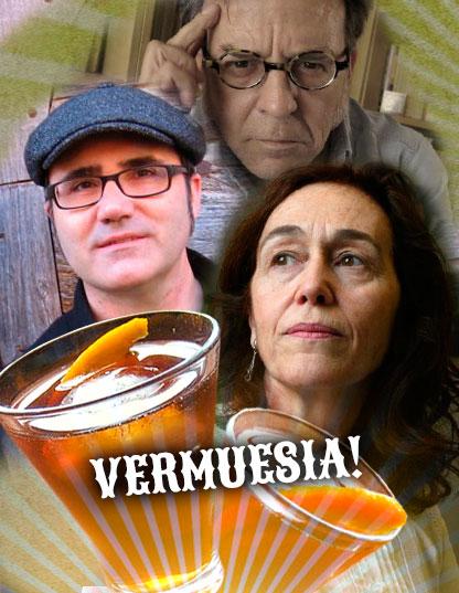 imatge de Roger Vilà, Rosa Font y Carles M. Sanuy > ¡Vermuesía!