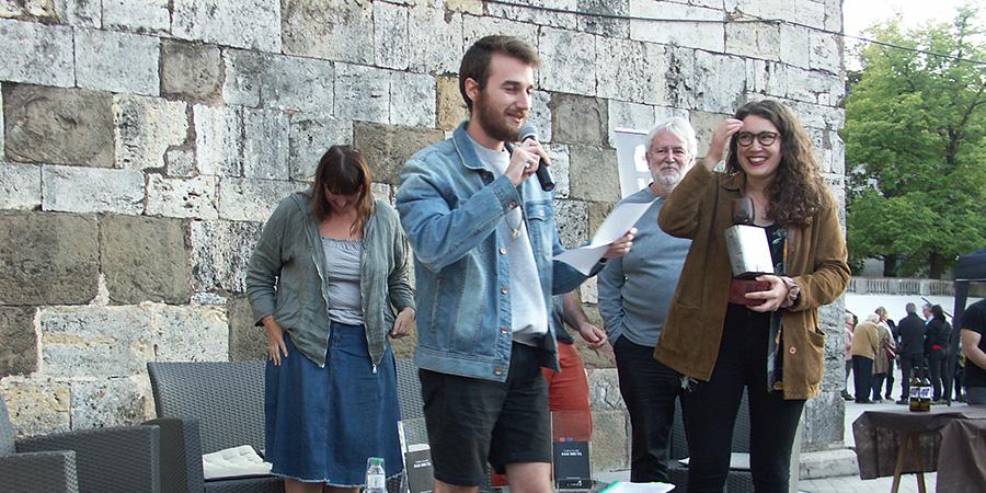 imatge de  Proclamación del ganador/a del Premio Francesc Garriga de Poesía 2018