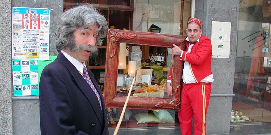 imatge de  Cía. Claret Clown > Museo en la Calle