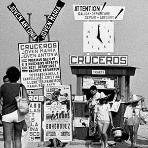 imatge de Enric Pujol i Joan Ferrerós > Turistes, sirenes i gent del país de Manuel Costa-Pau