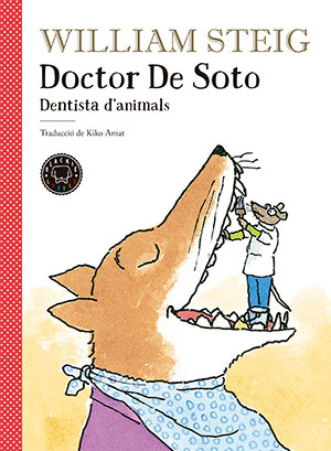 Doctor de Soto, dentista d'animals