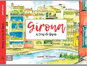 Girona a traç de llapis
