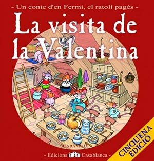 La visita de la Valentina