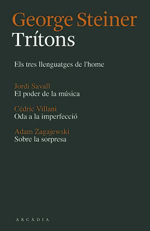 Trítons. Els tres llenguatges de l'home
