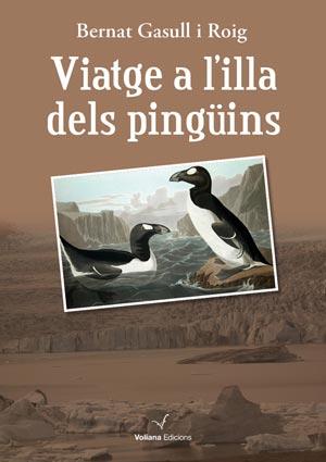 Viatge a l'illa dels pingüins