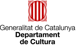 Generalitat de catalunya, departament de cultura