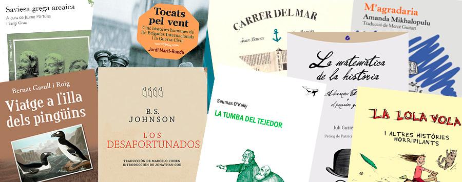 Palmarès històric dels Premis Liberisliber