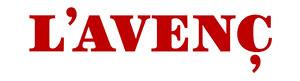 Logo de L'Avenç