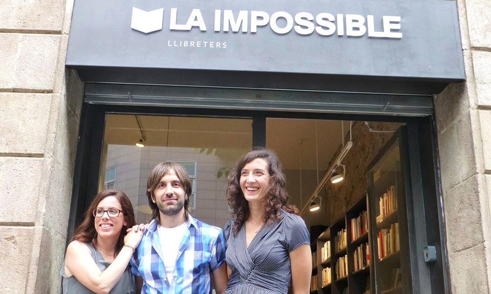 LA IMPOSSIBLE LLIBRETERS