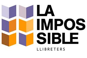logo de LA IMPOSSIBLE LLIBRETERS