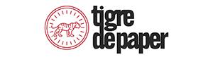 Logo de Tigre de paper